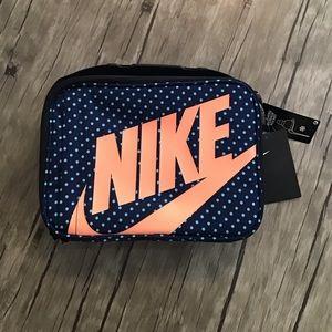Nike Insulated Hard Interior Lunchbox NWT